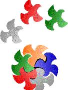 Colombes - Symbole de la communauté
