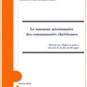 Le tournant missionnaire des communautés chrétiennes