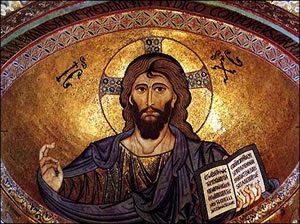 Christ Pantocrator - Palerme