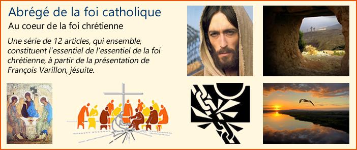 En-tête - Abrégé de la foi catholique