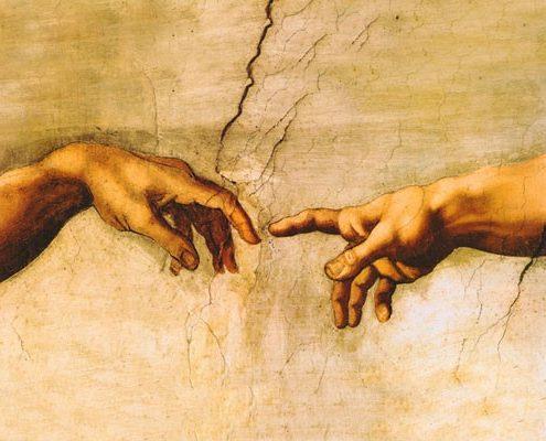 La création - Dieu et l'homme