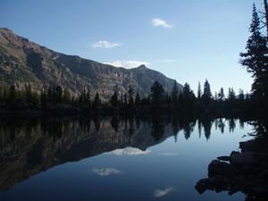 Lac - Reflet