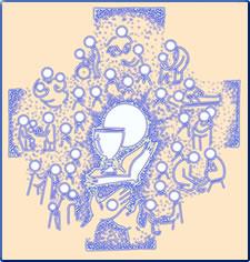Le mystère de l'eucharistie