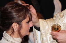 Baptême d'un adulte