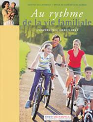 Au rythme de la vie familiale