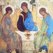 Icône de la trinité