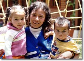Enfants de Bogota