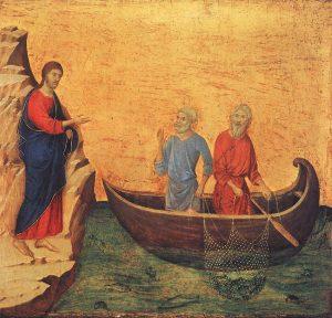 Appel de disciples