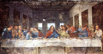 Leonardo da Vinci, La dernière Cène