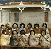 Giotto, Dernière Cène
