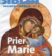 Prier Marie selon les Écritures