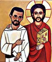 Charles de Foucauld et Jésus