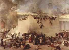 Destruction du Temple de Jérusalem