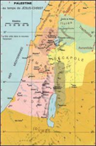 Palestine au temps de Jésus