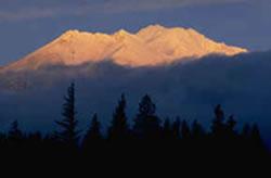 Sommet d'une montagne