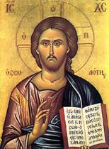 Christ - Icône contemporaine