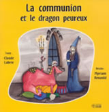 La communion et la dragon peureux