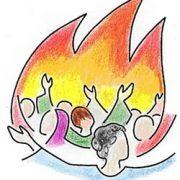 Feu de la pentecôte