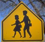 Enseigne - Écoliers