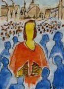 Jésus au milieu de nous