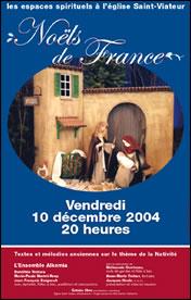 Noëls de France