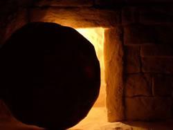Tombeau vide - Résurrection