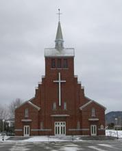 Église - Maria - Gaspésie