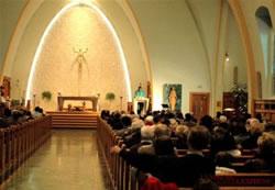 Nef d'une église