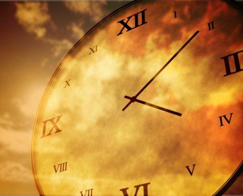 Horloge - Ciel