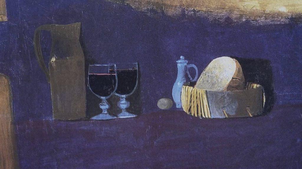 Pain et vin
