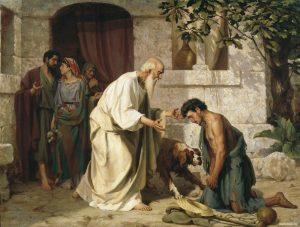 Père et fils prodigue
