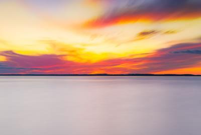 Horizon par Dave (unsplash.com)