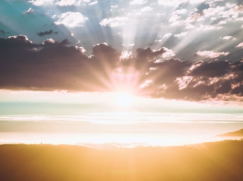 Lumière et horizon par Casey Horner (unsplash.com)