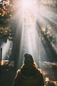 Personne humaine et soleil par Nathan Dumlao (unsplash.com)