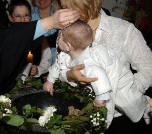 Baptême d'un enfant (pixabay.com)