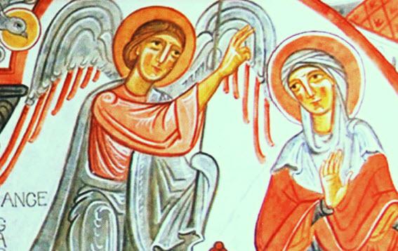 Ange et Marie