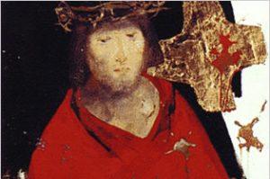 Outrage à Jésus Roi - Prédelle 12