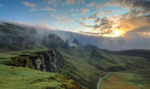 Paysage, soleil, horizon par V2osk (unsplash.com)